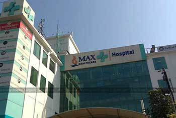 Max Super Specialty Hospital, Gurgaon