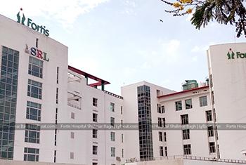 Fortis Hospital Shalimar Bagh