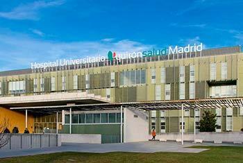 Quirónsalud Madrid University Hospital
