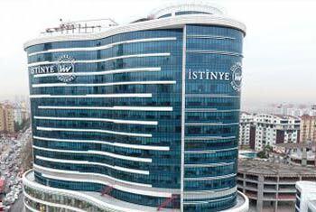 Istinye University Hospital Liv Hospital Bahçeşehir