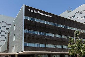 Quirónsalud Barcelona Hospital