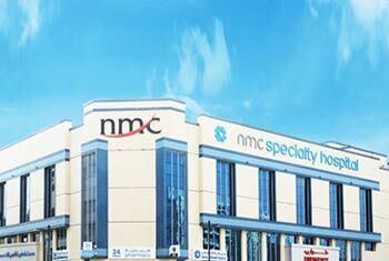 NMC Specialty Hospital, Al Nahda, Dubai