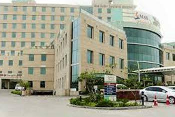 Max Super Speciality Hospital, Shalimar Bagh